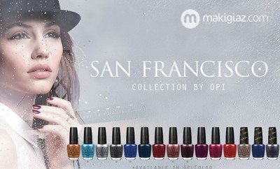 San Francisco – Collection by OPI