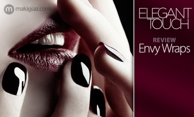 review - elegant touch nails envy wraps