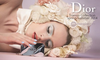 Dior - Trianon Collection Spring-Summer 2014