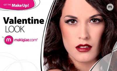 Get The MakeUp - Valentine Look / MakigiazCom