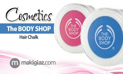 The Body Shop - Hair Chalk - Makigiaz Com