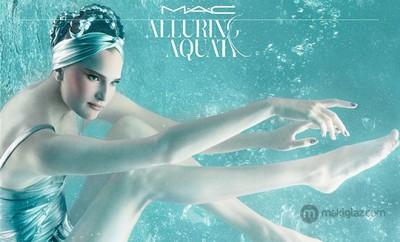 MAC - Alluring Aquatic Summer '14 - Makigiaz Com