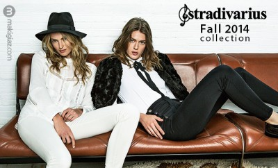 Stradivarius fall 2014 collection - Makigiaz Com
