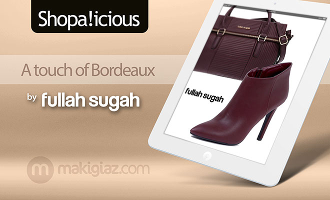A touch of Bordeaux - Fullah Sugah - Makigiaz Com