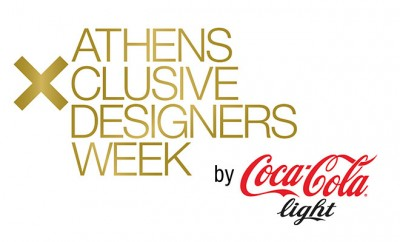 Athens Xclusive Designers Week by Coca Cola Light