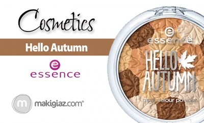 Essence - Hello Autumn Limited Collection - Makigiaz Com