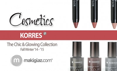 Korres - The Chic & Glowing Collection fall winter 14 15 - Makigiaz Com