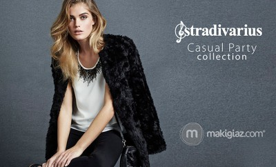Stradivarius - Casual Party Collection - Makigiaz Com