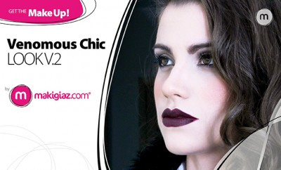Get The MakeUp - Venomous Chic Look V.2 by Makigiaz Com