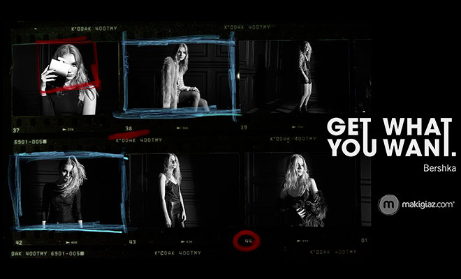 "Bershka - This Christmas ""Get what you want"" - Makigiaz Com"