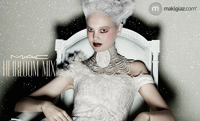 MAC - Heirloom Mix '14 - Makigiaz Com