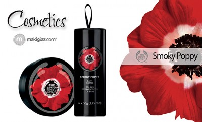 The Body Shop - Smoky Poppy - Makigiaz Com