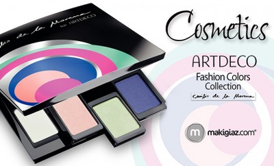 ARTDECO Fashion Colors SS15 Collection - Makigiaz Com