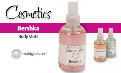 Bershka Body Mists - Makigiaz Com
