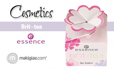 Essence Brit-tea collection - Makigiaz Com