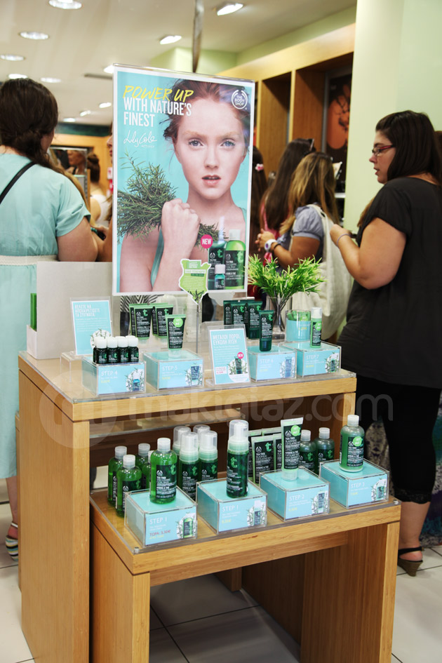 Body Shop - The Beauty Bloggers Event