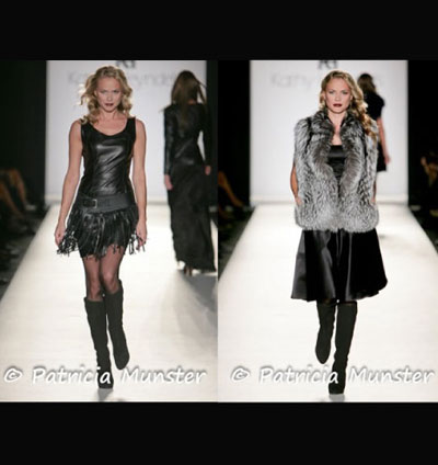 Kathy Heyndels Fashion Show
